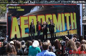 "Aerosmith ""The Global Warming Tour"" by Jc Olivera"