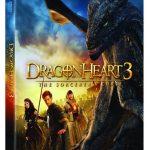 Dragonheart 3: The Sorcerer's Curse now on DVD