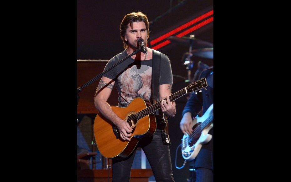 Juanes (Photo courtesy The Latin Recording Academy®)