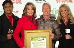 Days of our Lives Receives 50th Anniversary Honor at 83rd Annual Hollywood Christmas Parade (PRNewsFoto/Days of our Lives)