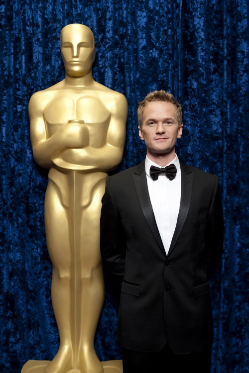 Academy Award performer Neil Patrick Harris backstage during the 82nd Annual Academy Awards at the Kodak Theatre in Hollywood, CA, on Sunday, March 7, 2010. (Photo by: Darren Decker / ©A.M.P.A.S.)