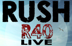 RUSH ANNOUNCES R40 LIVE TOUR - 40TH ANNIVERSARY TOUR (PRNewsFoto/Live Nation Entertainment)