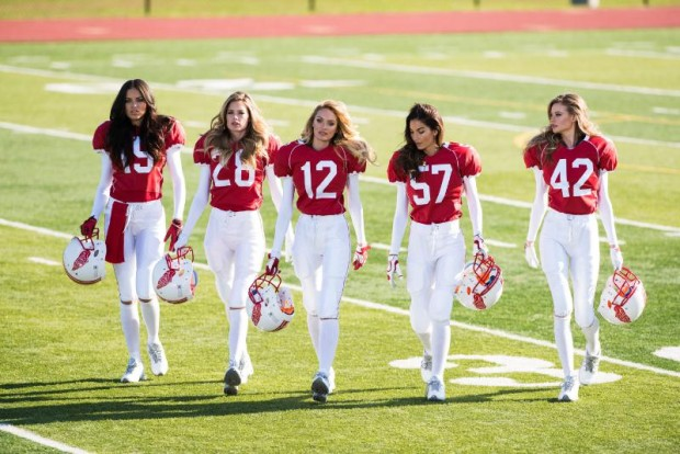 Victoria's Secret To Advertise In Super Bowl XLIX (PRNewsFoto/Victoria's Secret)