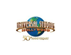 Universal Studios Hollywood Celebrates an Extraordinary 50 Years Logo