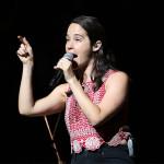 Ximena Sariñana debutó con gran éxito como la invitada especial de Juanes Loco de Amor Tour