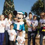 Jacky Bracamontes de vacaciones navideñas en Disney World!