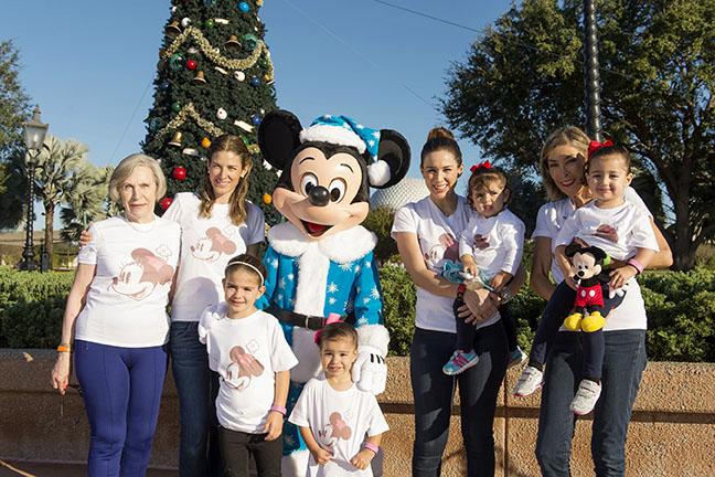 Jackeline Bracamontes en un dia de Diversion en Disney con toda la familia! (Fotos por: Mariah Wild, Walt Disney World Resort)