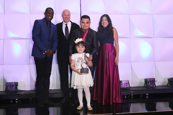 2016 SESAC Latina Songwriter of The Year Luciano Luna (Photo © 2016 SESAC Latina)