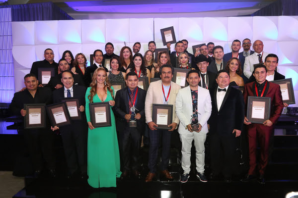 2016 Sesac Latina Music Awards Winners (Photo 2016 © SESAC Latina)