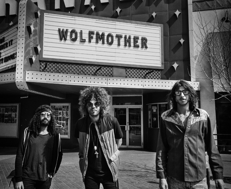 GRAMMY(R) Award-Winning Rock Band Wolfmother Tapped To Support Guns N' Roses On 'Not In This Lifetime' Tour Dates (PRNewsFoto/UMe)