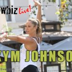 Dance And Cardio Class With Dancing With The Stars Champion Kym Johnson