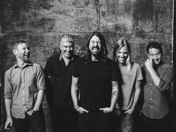 Foo Fighters (PRNewsFoto/Live Nation Entertainment)