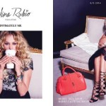 JustFab introduces new Sprint/Summer 2014 Collection by Paulina Rubio