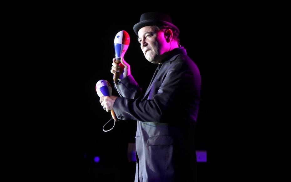 Ruben Blades (Photo courtesy The Latin Recording Academy®)