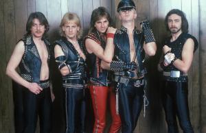 Judas Priest (PRNewsFoto/Legacy Recordings)