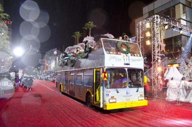 'Days of our Lives' Attends 2014 Hollywood Christmas Parade (PRNewsFoto/Days of our Lives)