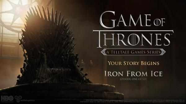 Game of Thrones: A Telltale Games Series is a new six part episodic game series set in the world of HBO's groundbreaking TV show. (PRNewsFoto/Telltale, Inc.)