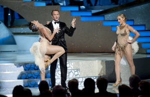 Neil Patrick Harris performs the opening number of the 82nd Annual Academy Awards at the Kodak Theatre in Hollywood, CA, on Sunday, March 7, 2010. (Photo by Michael Yada / ©A.M.P.A.S.)