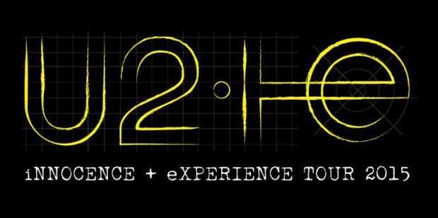U2 Announce iNNOCENCE eXPERIENCE Tour 2015 (PRNewsFoto/Live Nation Entertainment)
