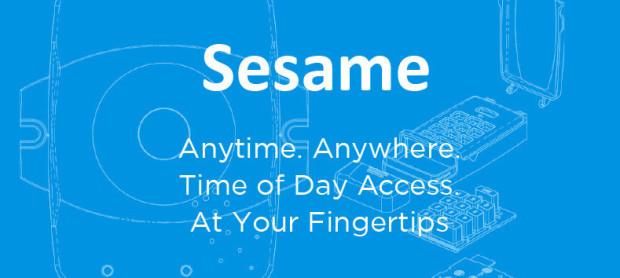 Sesame - Main Logo (PRNewsFoto/Sesame)