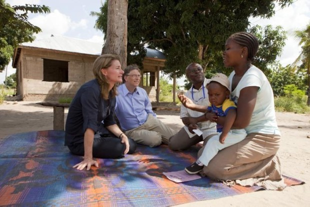 "Bill and Melinda Gates Release 2015 Annual Letter: ""Our Big Bet for the Future"""