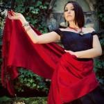 Por su disco 'Voz y Guitarra' Ixya Herrera, nominada al GRAMMY, entre los grandes.