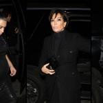 Las Kardashian celebran a Kendall Jenner