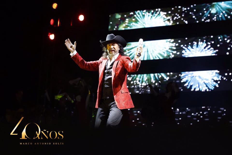 Marco Antonio Solis (Photo courtesy: Marco Antonio Solis)