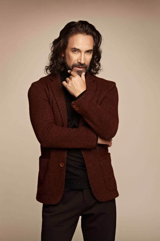 Marco Antonio Solis (Photo courtesy: The 3 Collective)