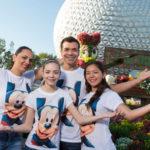 Jared Borgetti en Walt Disney World