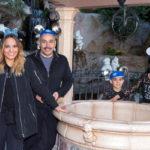 Lupillo Rivera y su esposa Mayeli Rivera celebran su 10 aniversario de boda en Disney