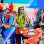 Sofia Reyes Takes The Kids Choice Awards Mexico by Storm with Her Win for 'Favorite Hit'