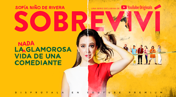 Sofía Niño de Rivera Stars in All-New Spanish Language YouTube Originals Series 'SOBREVIVÍ'
