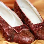 TCL Chinese Theatre Hollywood,  Celebrates Recovery of Stolen Ruby Slippers