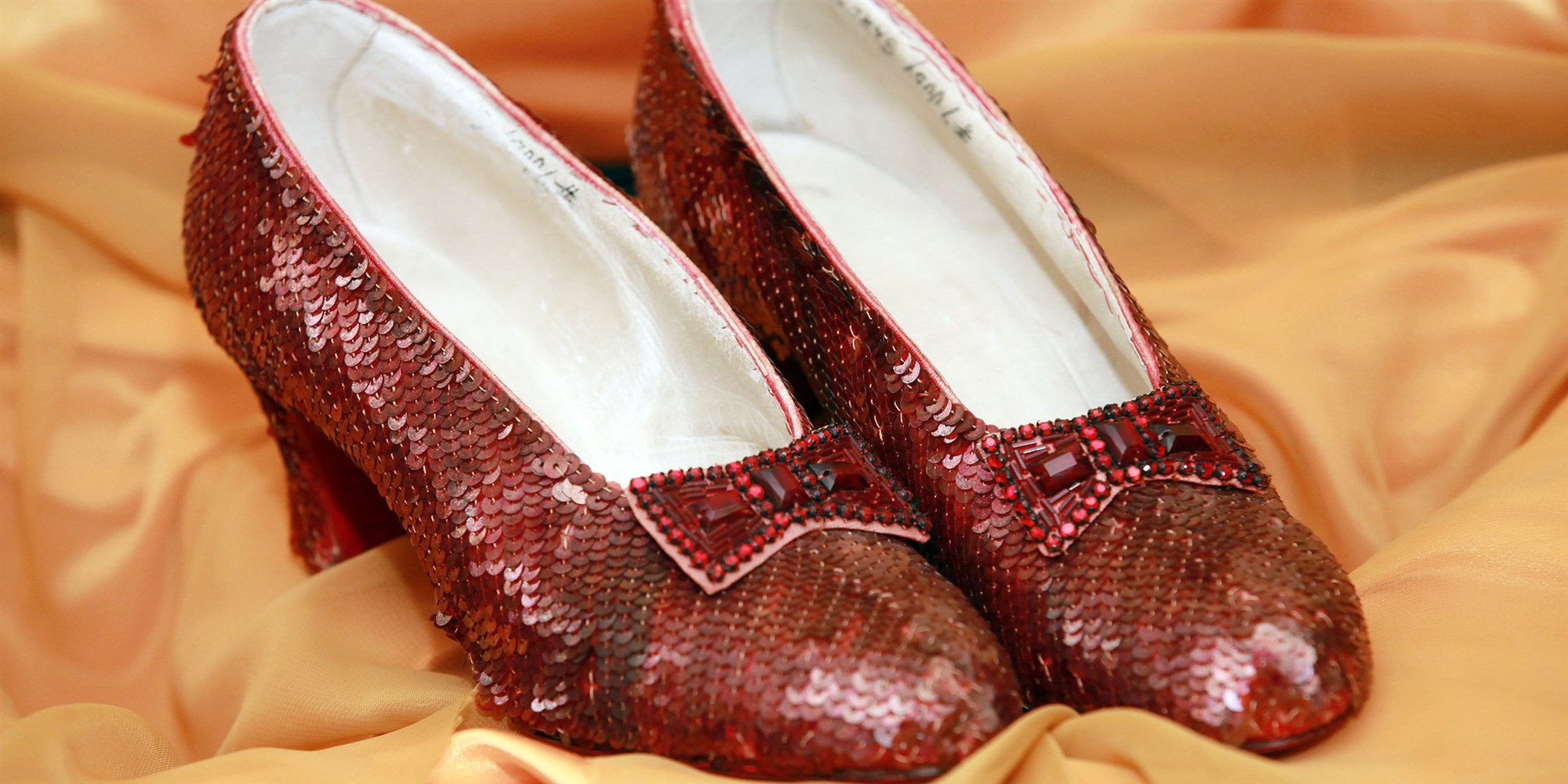 TCLChinese Theatre Hollywood,  Celebrates Recovery of Stolen Ruby Slippers