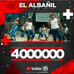 """GERARDO DIAZ SUPERA LOS 4 MILLONES DE VISTAS CON """"EL ALBAÑIL"""""""